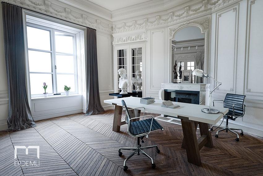 Modern Ofis Tasarımları ve Ofis İç Mekan Projeleri