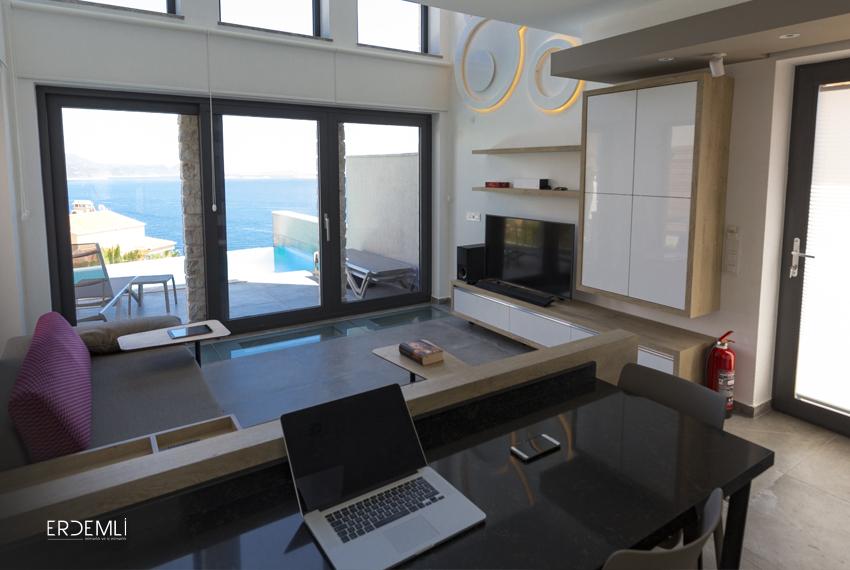 Otel iç mimarisi ve projeleri